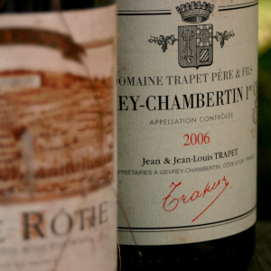Goûter des vins de grands vignerons
