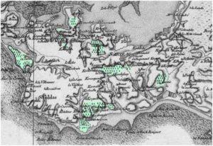 Jusqu'à 2000 ha de vigne à Rhuys au début du 20ème siècle !